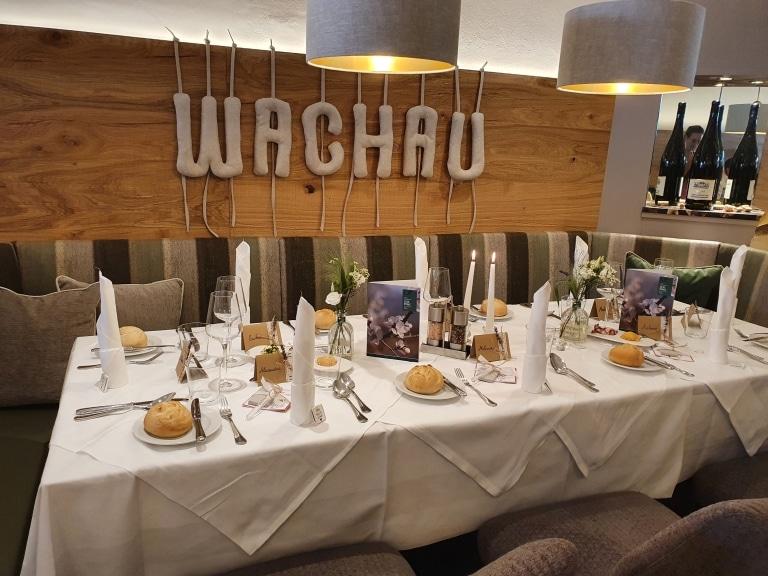 Hochzeitstafel im Hotel Restaurant zur Post