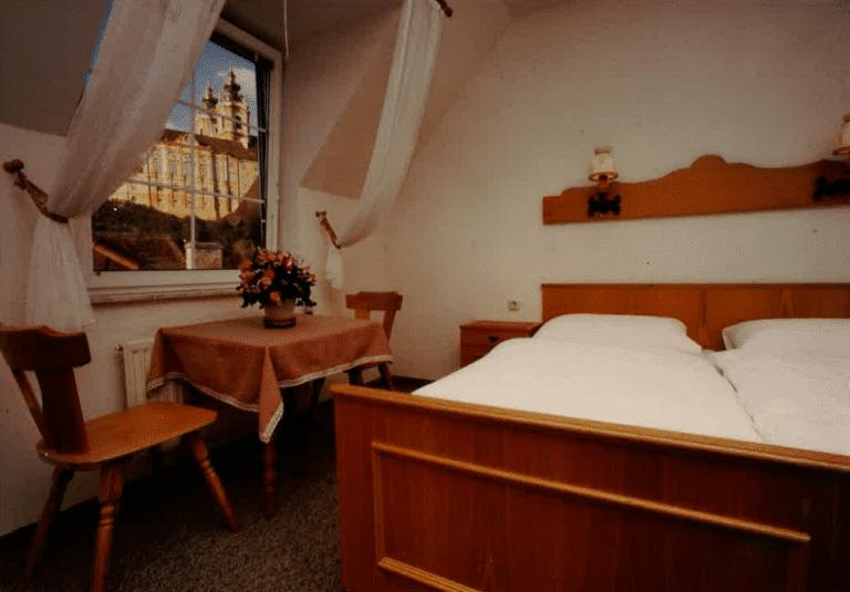 Gästezimmer 1988 Hotel zur Post Melk