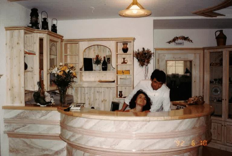 Johannes u. Margarete Ebner 1992