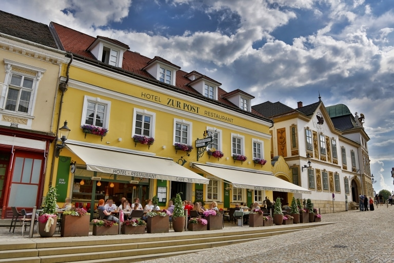 Fasade Hotel Restaurant zur Post