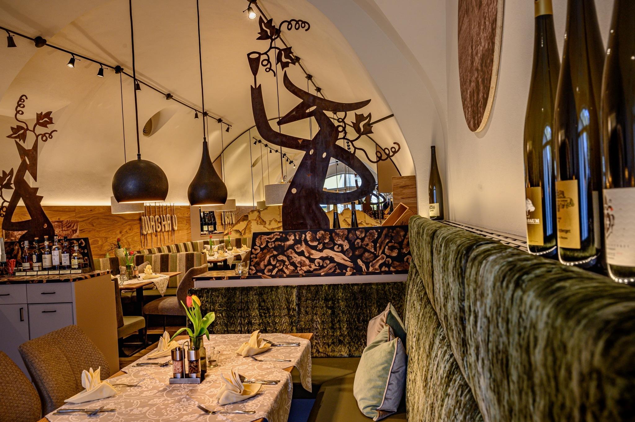 Restaurant Weinlust im Hotel Restaurant zur Post Melk
