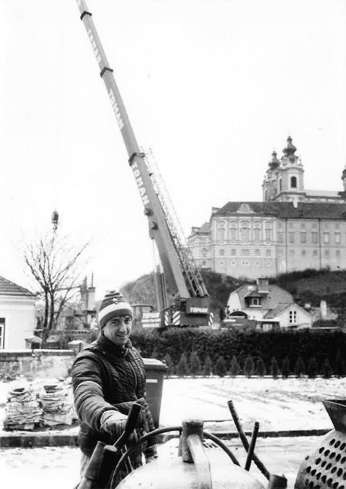 Umbau Johannes Ebner 1992