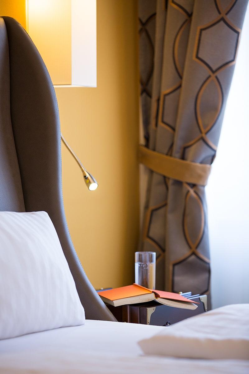 Detailansicht Genießerzimmer Post im Hotel zur Post Melk