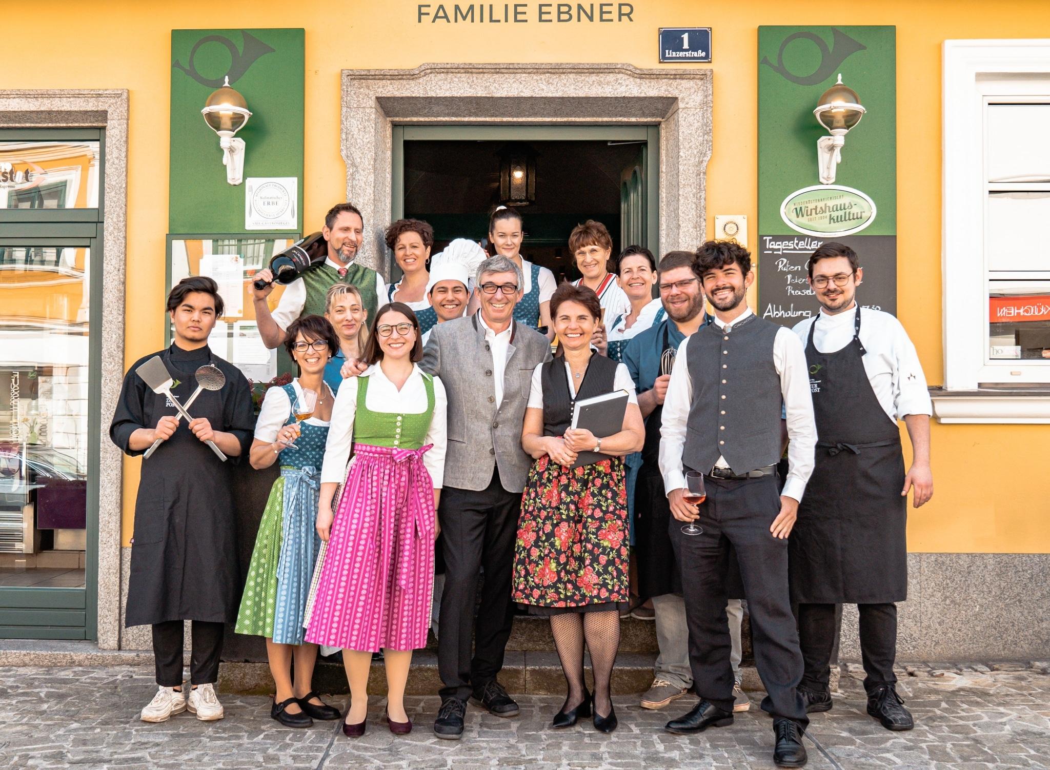 Familie Ebner & Team